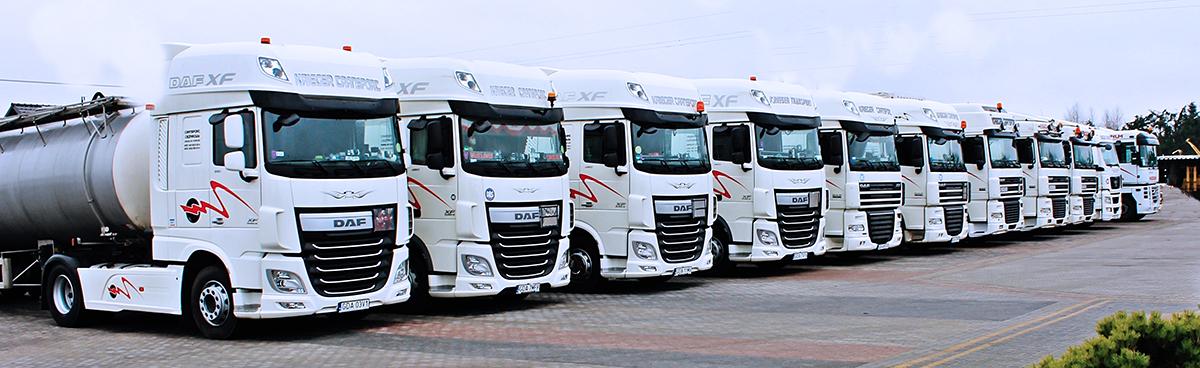 KRIEGER Transport - Międzynarodowy i krajowy transport towarów